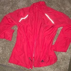 WMNS adidas running jacket/Windbreaker